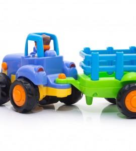 قیمت اسباب بازی تراکتور قدرتی هالی تویز