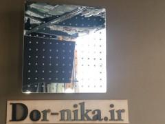 سردوش چهارگوش (فلت) 30 سانتی متری استیل