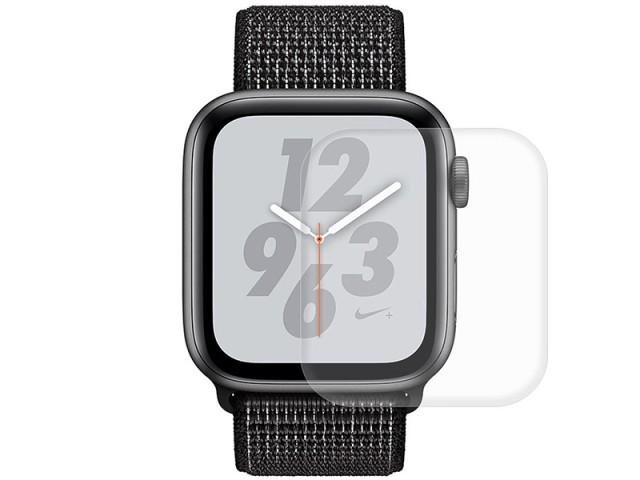 محافظ صفحه نمایش بوف مدل Silicone مناسب برای ساعت هوشمند اپل واچ 44mm