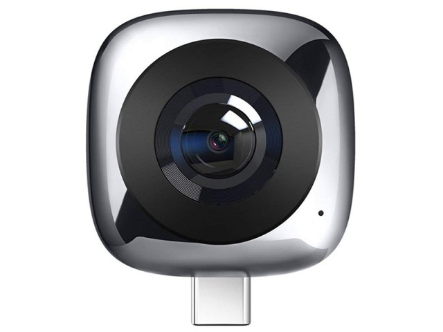 دوربین عکاسی هوآوی مدل CV60 360 Panoramic VR Camera قابلیت اتصال به گوشی موبایل