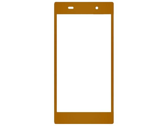محافظ صفحه نمايش جلو و پشت گوشی مدل Colorful Tempered Glass مناسب برای گوشی موبايل سونی Z2