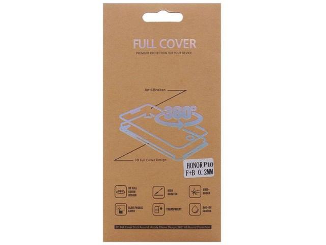 برچسب نانو صفحه نمايش جلو و پشت گوشی مدل Full Cover مناسب برای گوشی موبایل هوآوی P10