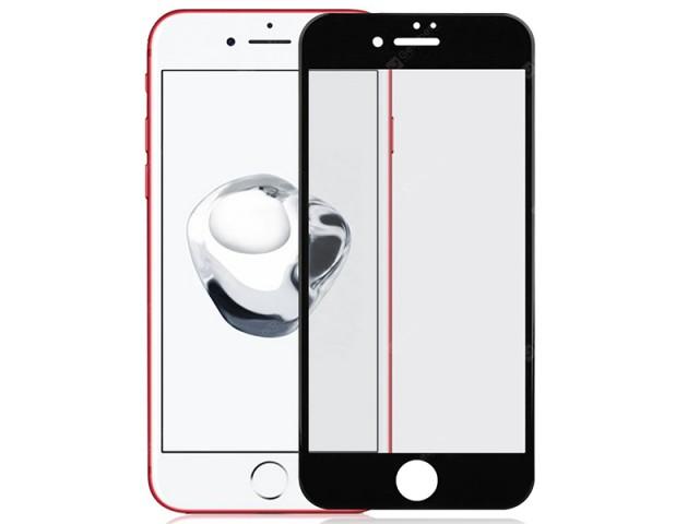 محافظ صفحه نمايش تمام چسب کوکوک مدل 4D Rounded Edges مناسب برای گوشی موبايل آیفون 7/8