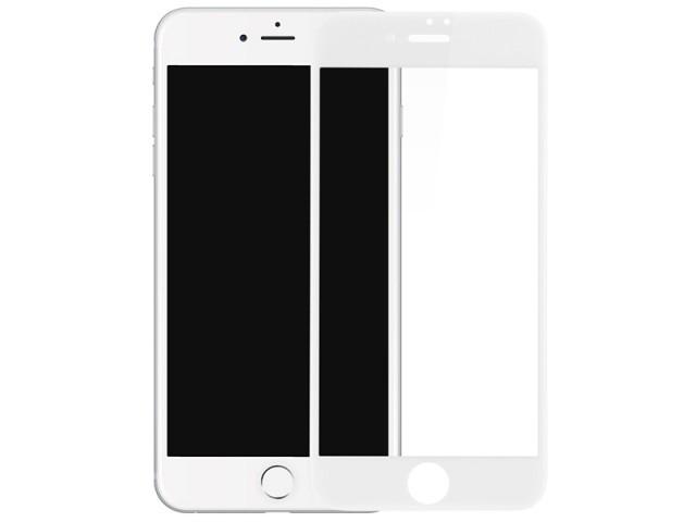 محافظ صفحه نمايش تمام چسب کوکوک مدل 4D Rounded Edges مناسب برای گوشی موبايل آیفون 7/8 پلاس