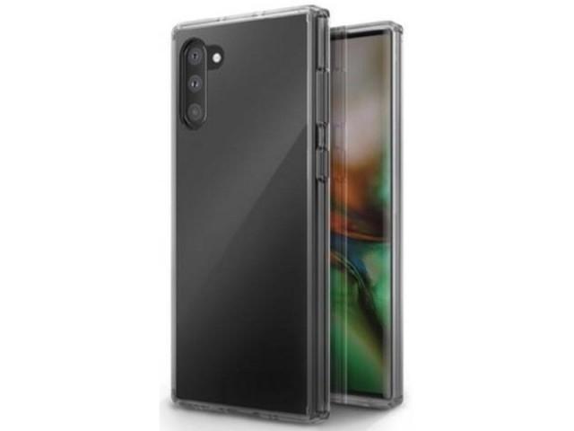 کاور ویوا مادرید مدل Vanguard Shield Hybrid Clear مناسب برای گوشی موبایل سامسونگ Note 10