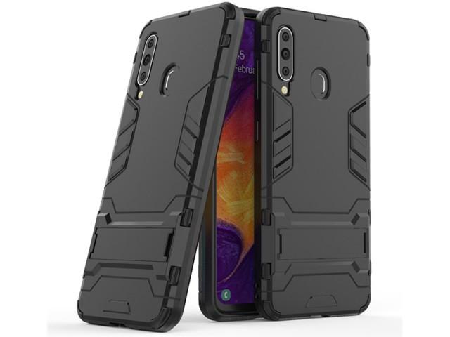 کاور Black Armor مناسب برای گوشی موبایل سامسونگ A60