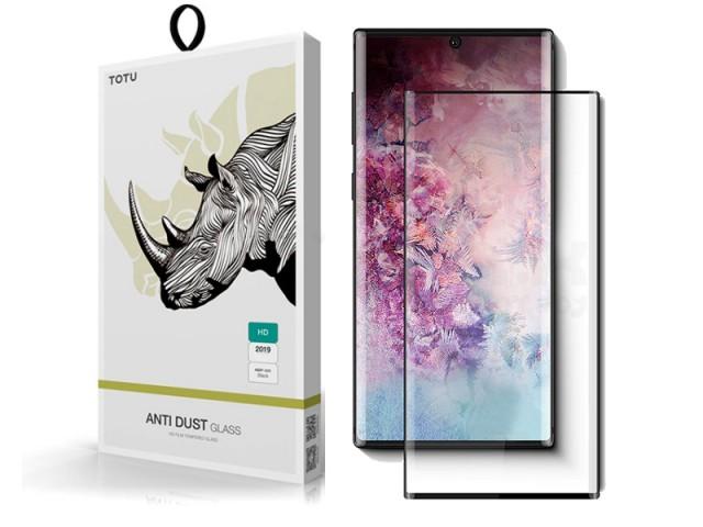 محافظ صفحه نمايش توتو مدل Anti Dust Glass مناسب برای گوشی موبايل سامسونگ Note 10