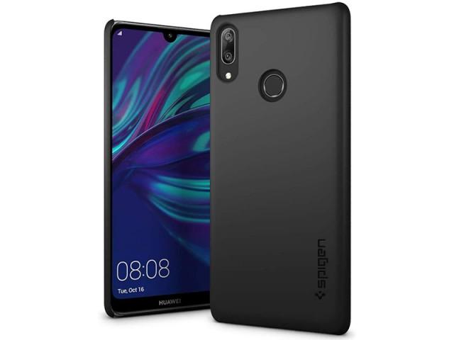 کاور طرح Spigen مناسب برای گوشی موبایل هوآوی Y7 2019