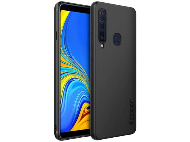 کاور طرح Spigen مناسب برای گوشی موبایل سامسونگ A9 2018