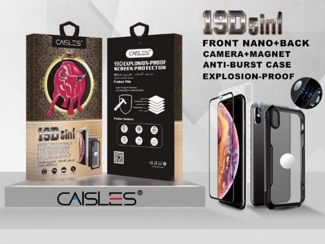 پک 5 کاره کیسلس مدل 19D 5in1 مناسب برای گوشی موبایل آیفون 11 پرو مکس