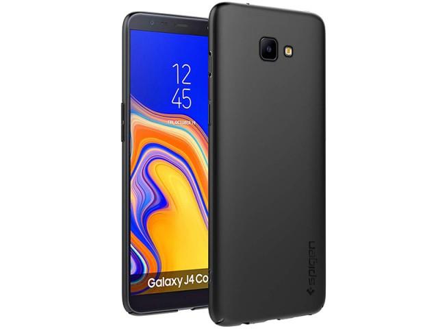 کاور طرح Spigen مناسب برای گوشی موبایل سامسونگ J4 Plus