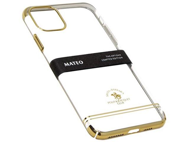 کاور سانتا باربارا پولو مدل Mateo مناسب برای گوشی موبایل آیفون 11 پرو