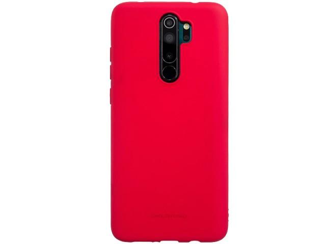 کاور ژلهای سیلیکونی مولان کانو مناسب برای گوشی موبایل شیائومی Redmi Note 8 Pro