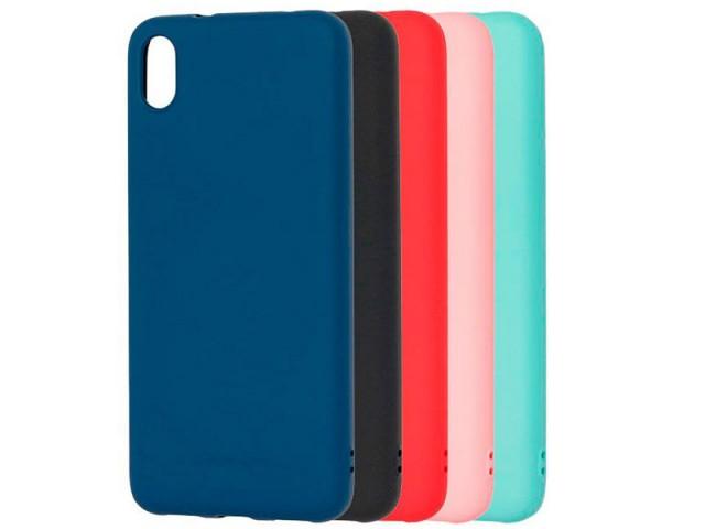 کاور ژلهای سیلیکونی مولان کانو مناسب برای گوشی موبایل شیائومی Redmi 7A