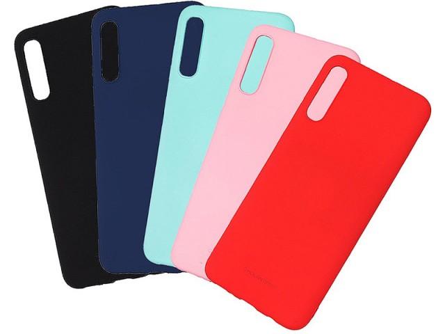 کاور ژلهای سیلیکونی مولان کانو مناسب برای گوشی موبایل سامسونگ A70s/A70