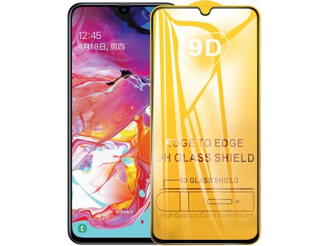 محافظ صفحه نمايش مدل 9D مناسب برای گوشی موبايل سامسونگ A30s