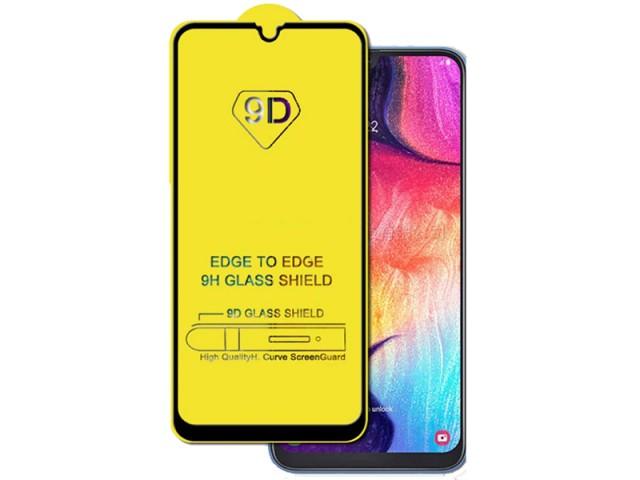 محافظ صفحه نمايش مدل 9D مناسب برای گوشی موبايل سامسونگ A50s