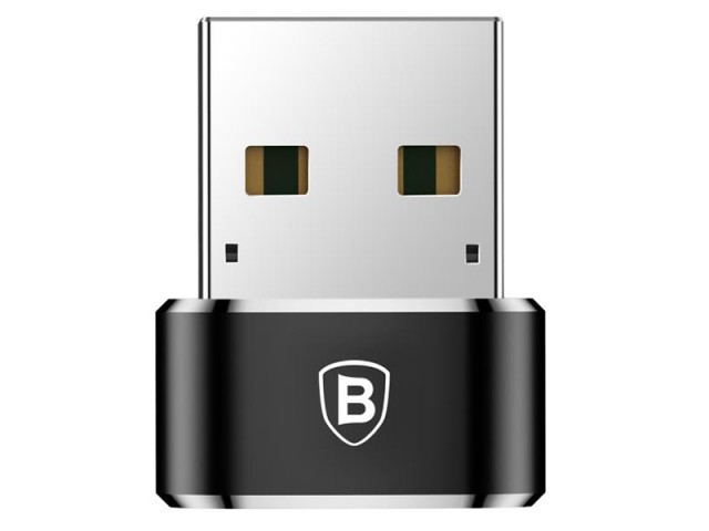 مبدل Type-C به USB بیسوس مدل Mini Type-C female to USB male adapter converter