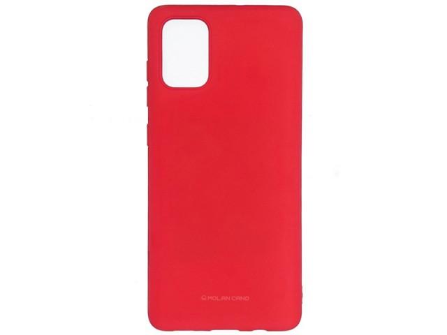 کاور ژلهای سیلیکونی مولان کانو مناسب برای گوشی موبایل سامسونگ A71