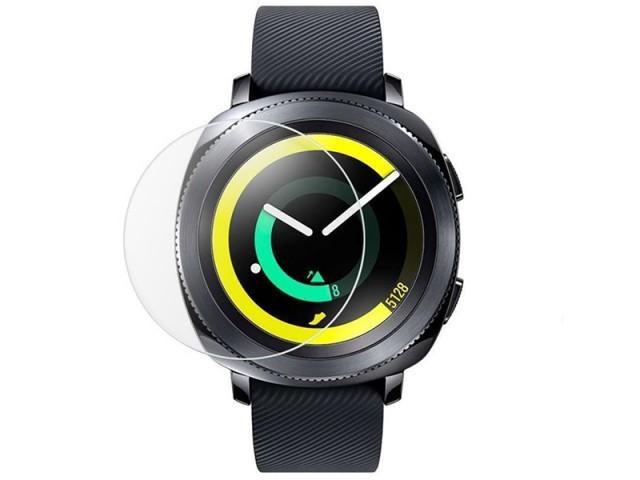 محافظ صفحه نمایش WOKO مناسب برای ساعت هوشمند سامسونگ Gear Sport