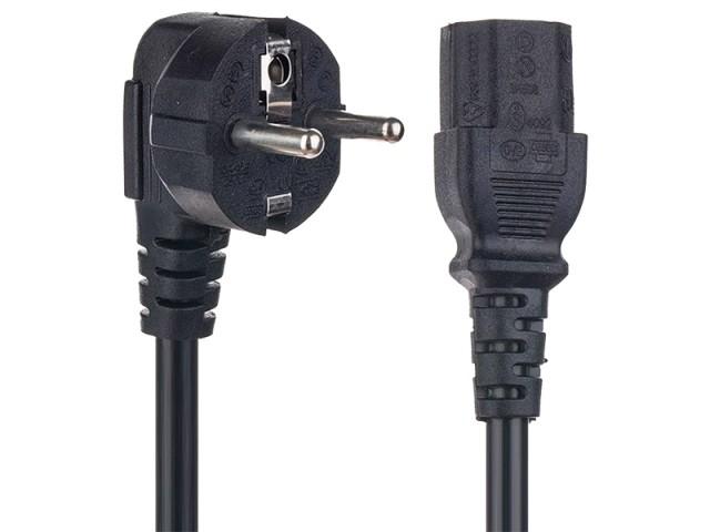 کابل برق کامپیوتر ونوس مدل K160 به طول 1.5 متر