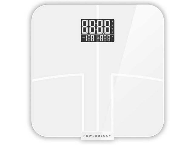 ترازو هوشمند پاورولوژی مدل Smart Body Scale Pro