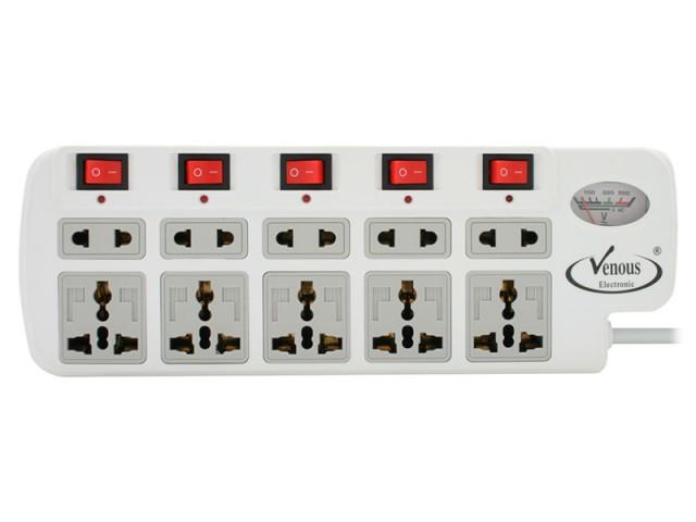 چند راهی برق ونوس مدل PV-S883