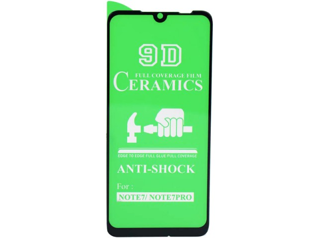 برچسب سرامیکی مناسب برای گوشی موبايل شیائومی Redmi Note 7