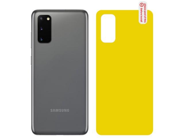 برچسب نانو پشت گوشی مناسب برای گوشی موبایل سامسونگ S20 PLUS