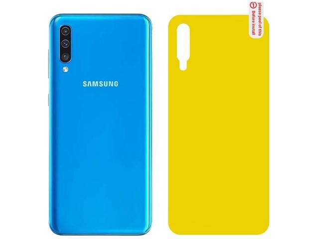 برچسب نانو پشت گوشی مناسب برای گوشی موبایل سامسونگ A70