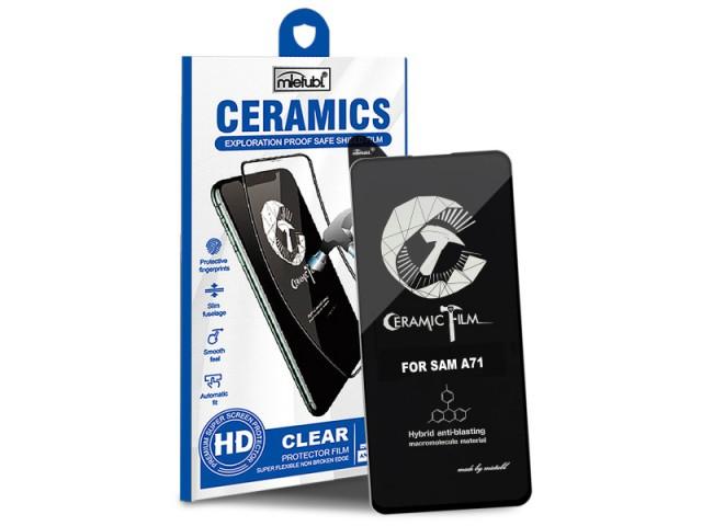 برچسب سرامیکی مات مناسب برای گوشی موبايل سامسونگ A71/Note 10 Lite/S10 Lite