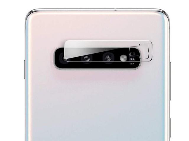 محافظ لنز دوربین مناسب برای گوشی موبایل سامسونگ S10 Plus