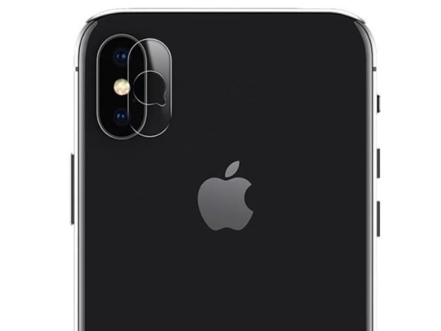 محافظ لنز دوربین مناسب برای گوشی موبایل آیفون X/XS