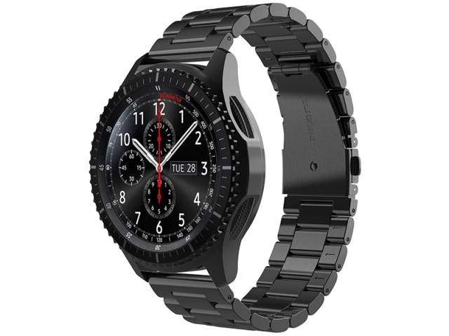 بند فلزی طرح رولکس مناسب برای ساعت هوشمند سامسونگ Gear S3