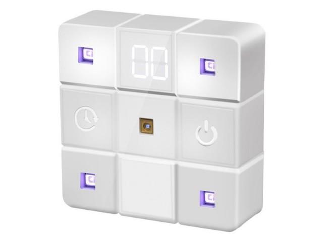 مکعب استریل کننده قابل حمل مدل YT-2020 UVC LED Sterilize Cube