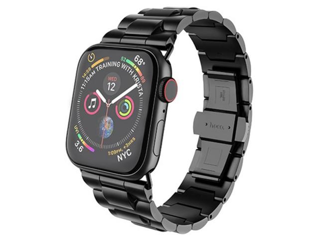 بند فلزی ساعت هوکو مدل WB03 Limited Edition مناسب برای اپل واچ 42/44 میلیمتری