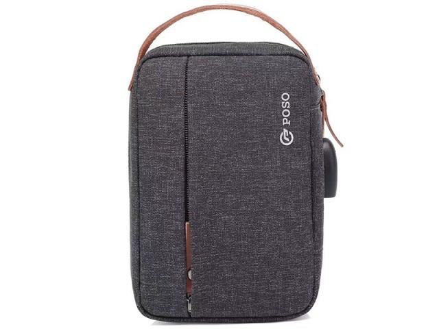 کیف دستی USB دار پوسو مدل PS-821