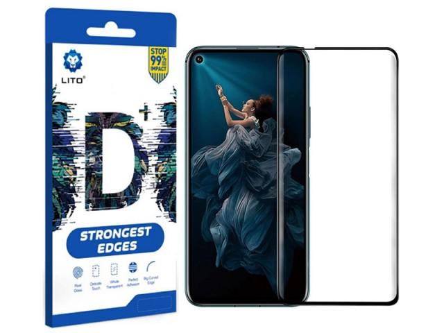 محافظ صفحه نمایش لیتو مدل +D مناسب برای گوشی موبایل هوآوی Nova 5T/Honor 20/Honor 20 Pro