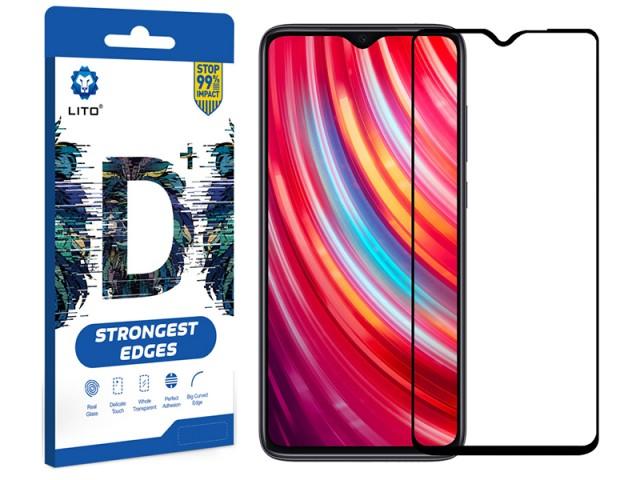 محافظ صفحه نمایش لیتو مدل +D مناسب برای گوشی موبایل شیائومی Redmi Note 8 Pro