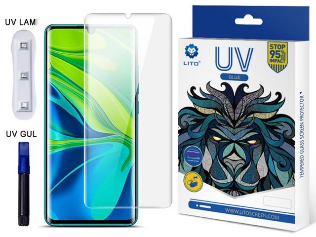 محافظ صفحه نمایش UV لیتو مناسب برای گوشی موبایل شیائومی Mi Note 10/Mi Note 10 Pro/Mi CC9 Pro
