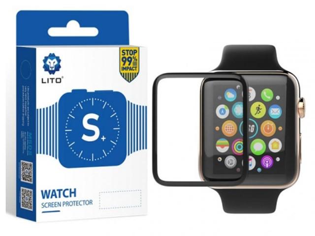 محافظ صفحه نمایش مات لیتو مدل +S مناسب برای ساعت هوشمند اپل واچ 42mm