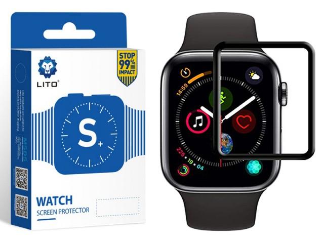 محافظ صفحه نمایش مات لیتو مدل +S مناسب برای ساعت هوشمند اپل واچ 44mm