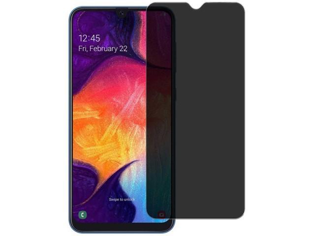 محافظ صفحه نمايش میتبال مدل Privacy Glass مناسب برای گوشی موبايل سامسونگ A70/A70s