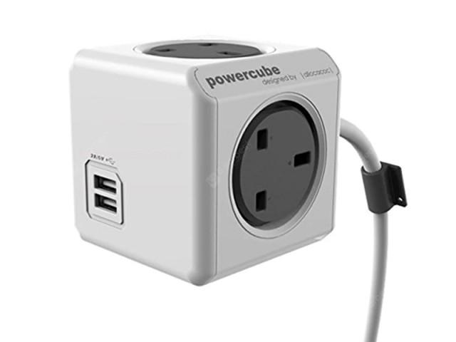 چندراهی برق الوکاکوک مدل PowerCube Extended USB