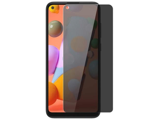محافظ صفحه نمایش سرامیکی پرایوسی مناسب برای گوشی موبايل سامسونگ A11