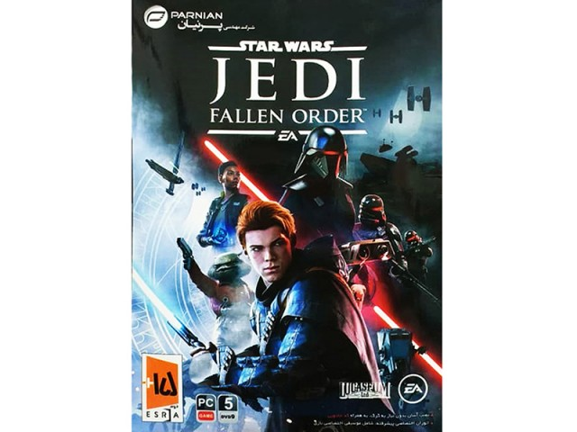 بازی کامپیوتری Star Wars Jedi Fallen Order نشر پرنیان