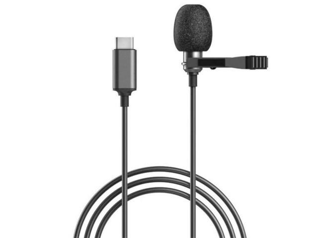 میکروفون یقهای تایپ سی مدل Marvers MS-UC565