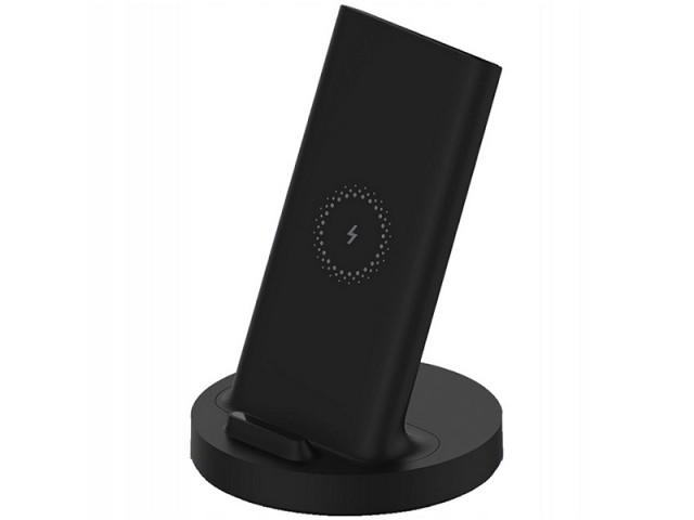 استند شارژر وایرلس فست شیائومی مدل WPC02ZM Mi 20W Wireless Charging Stand
