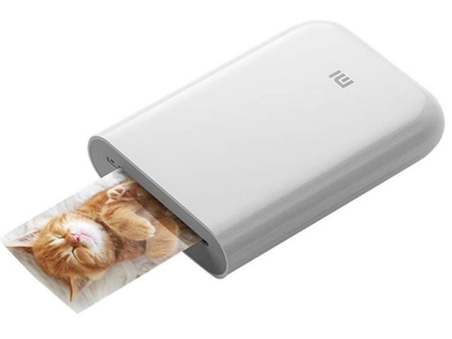 پرینتر قابل حمل چاپ سریع عکس شیائومی مدل XMKDDYJ01HT Mi Portable Photo Printer
