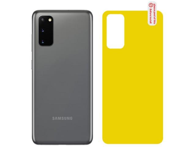 برچسب نانو پشت گوشی مناسب برای گوشی موبایل سامسونگ S20